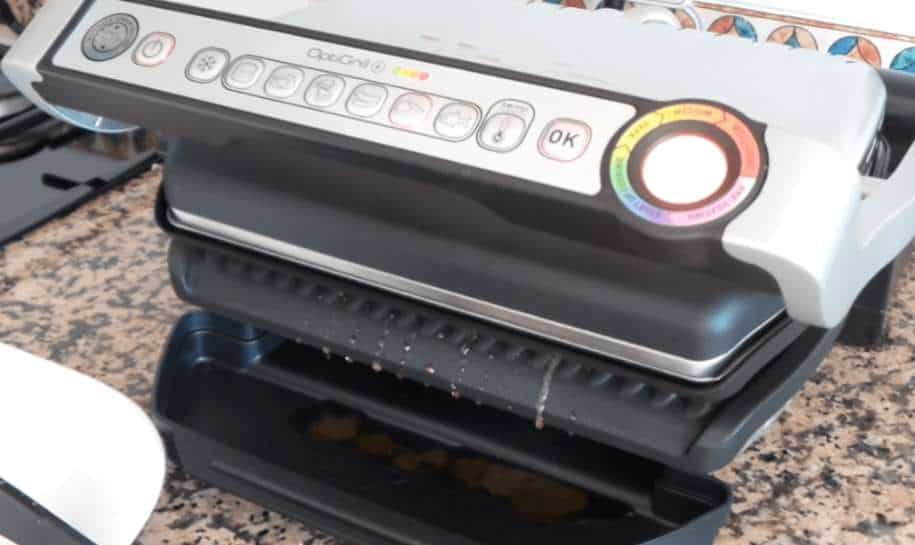 Tefal Optigrill portatil
